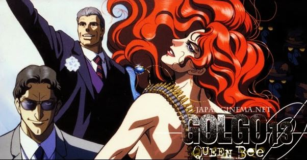 Golgo 13 - Queen Bee - Best Assassin Anime