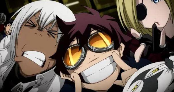 Kekkai Sensen - Anime with vampires
