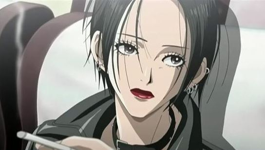 Nana Osaki - anime girls with black hair