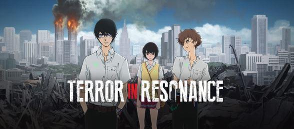 Terror In Resonance - best dark anime