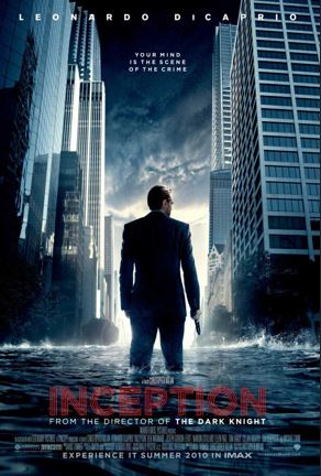 inception - best adventure movies