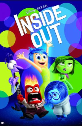 inside out - best adventure movies