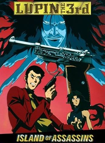Lupin the third - island of assassins