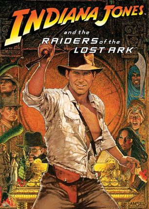 raiders of the lost arc - best adventure movies