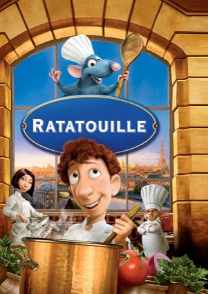 ratatouille - best adventure movies