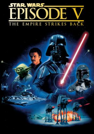 star wars episode 5 - the empire strikes back