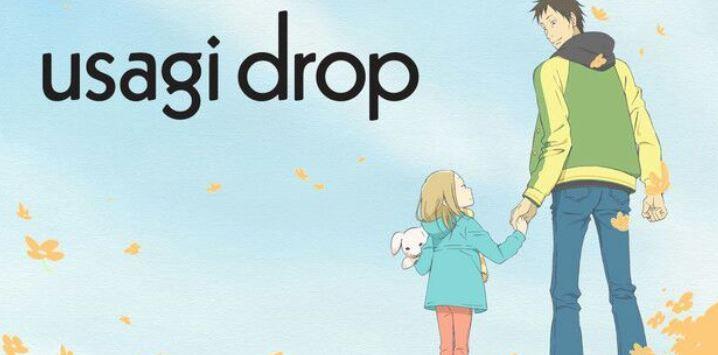 usagi drop - best slice of life anime