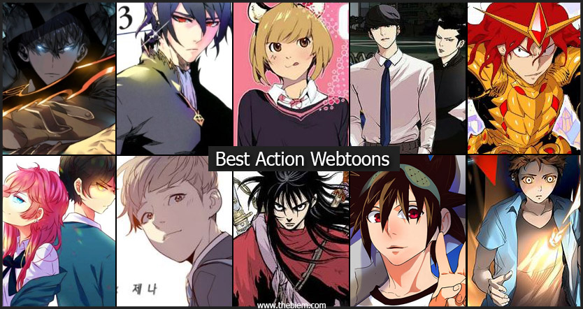 Best Action Webtoons