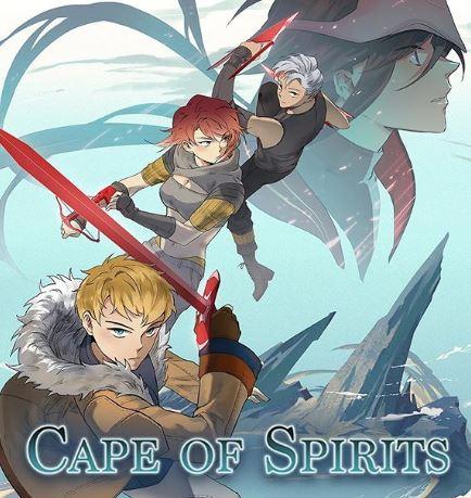 Cape of spirits - fantasy manhwa