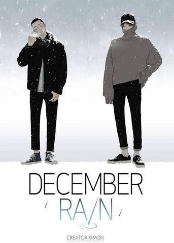 December Rain - BL Manhwa