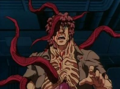 Genocyber - best gory anime
