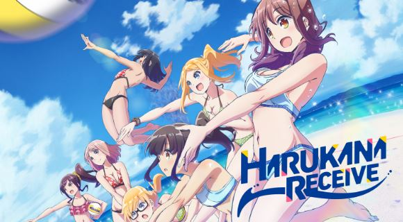Harukana Receive - best volleyball anime