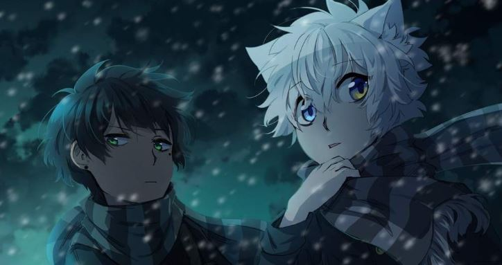 Lumine - Fantasy webtoons
