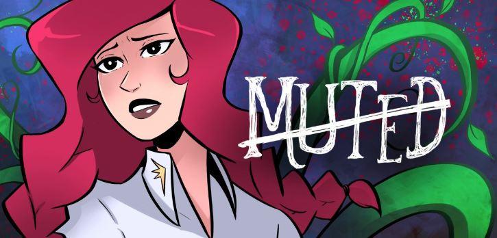 Muted - best lesbian comics