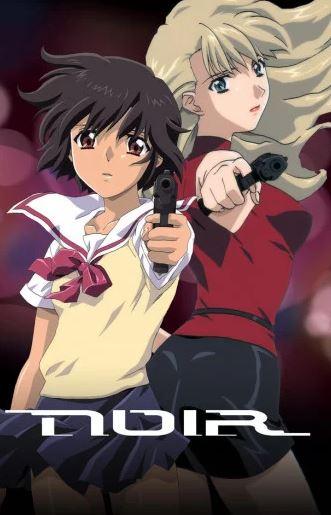 Noir - Best yuri anime