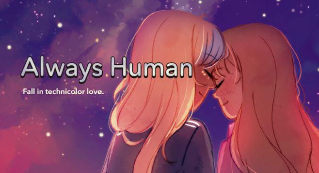 Always Human - Best lesbian comics