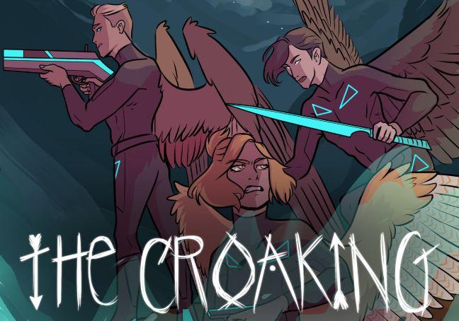 the croaking