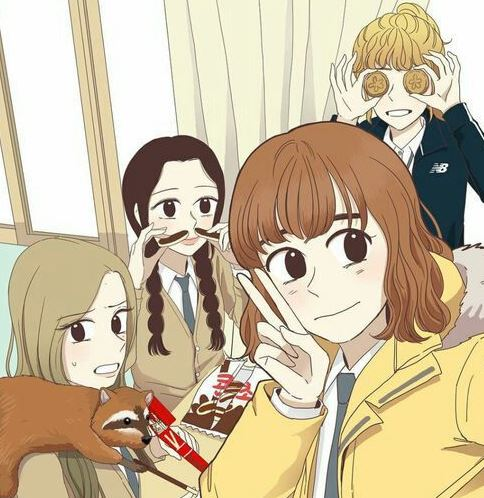 Odd Girl Out - Best Drama Webtoons