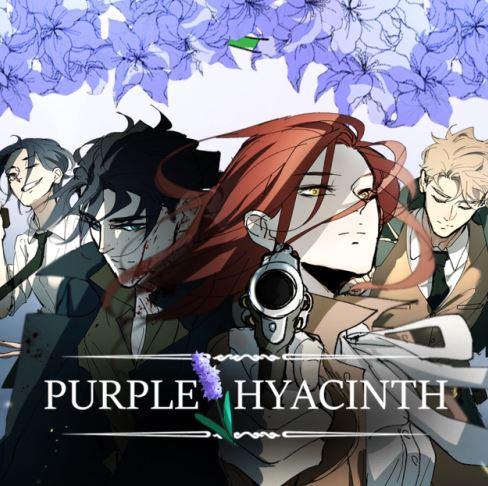 Purple Hyacinth - Best Drama Webtoons
