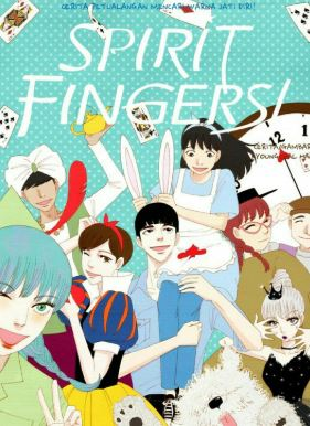 Spirit Fingers - Best Drama Webtoons