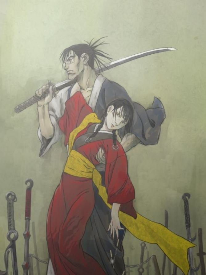 Fall Anime 2019 Blade of the Immortal