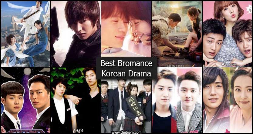 Best Bromance Korean Drama Featured Image