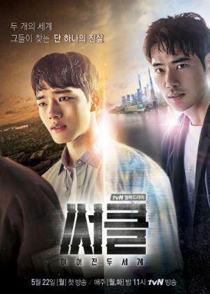 Circle - korean drama with non human main characters