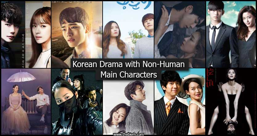 Korean Drama with non human main characters