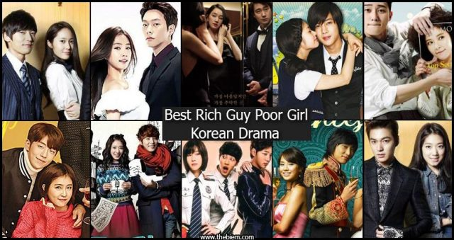Rich Guy Poor Girl Korean Drama