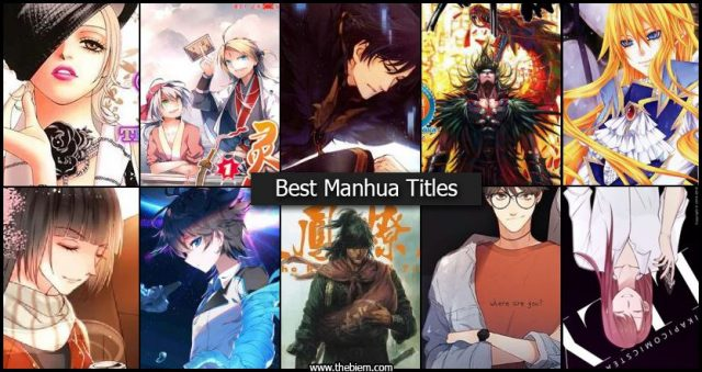 Best Manhua Titles
