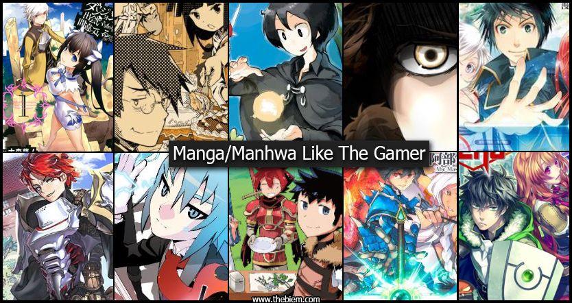 Manga-Manhwa Like The Gamer