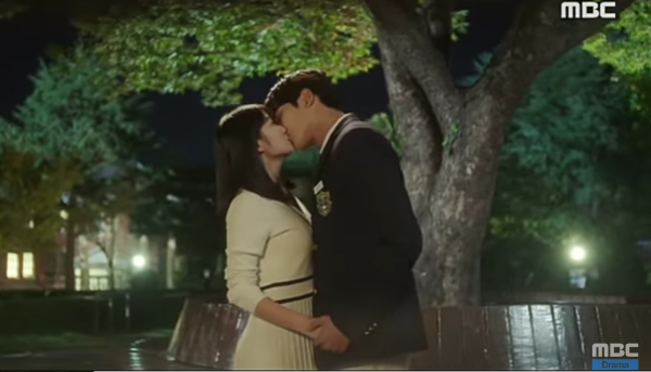 High school Korean dramas with the best kisses