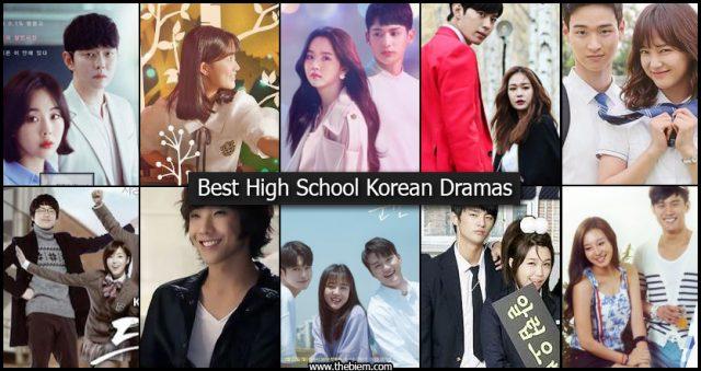 High School Korean Dramas