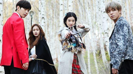 Moorim School - Best High School Korean Dramas
