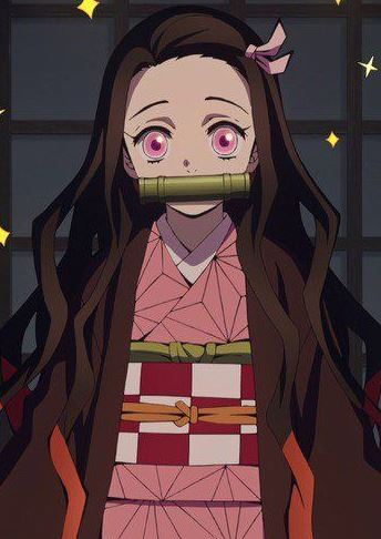 Nezuko Kamado - cute anime girls
