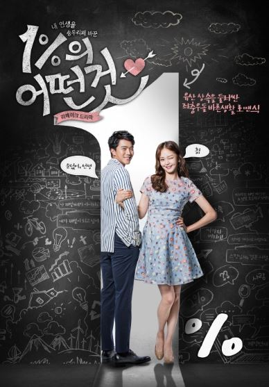 One Percent of anything - Contract relationships in Korean dramas