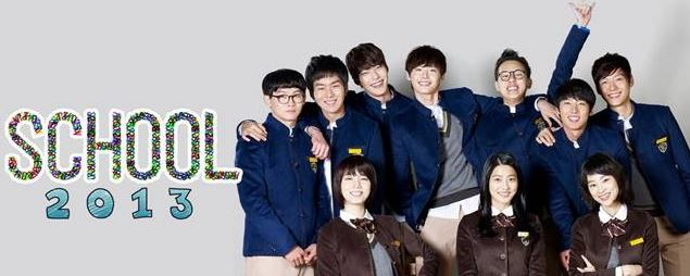 School 2013 - Korean Drama