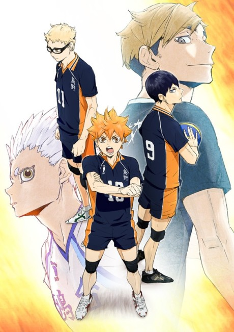 Haikyu!! Winter 2020 Anime