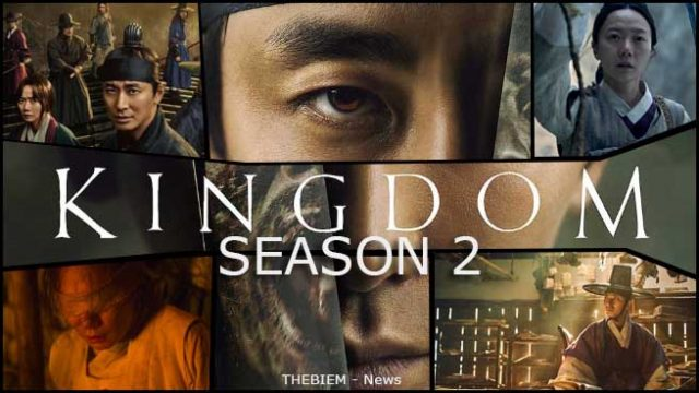 Kingdom Season 2 news - netflix