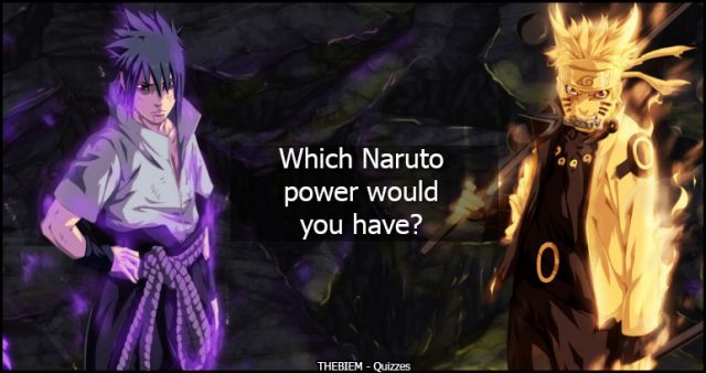 Which Naruto Power Would You Have - Featured Image