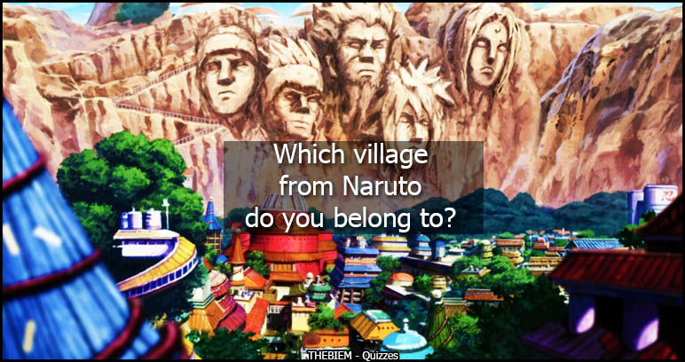 Which Village From Naruto do you belong to Featured Image