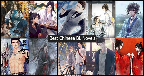 Best Chinese BL Novels