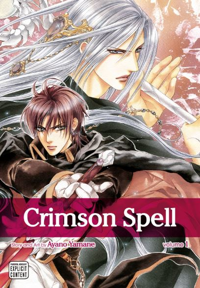 Crimson Spell - Manga Similar to Demon Slayer