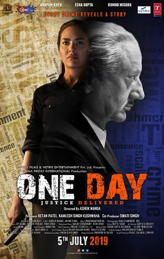 One Day - Justice Delivered - Trending on Netflix India